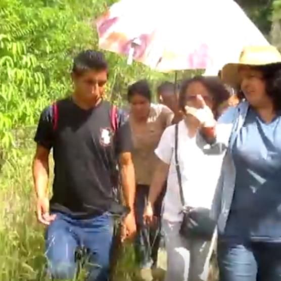 COPINH: Rebeldia inclaudicable, video deJunio 2016
